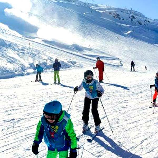 Ski in Italy