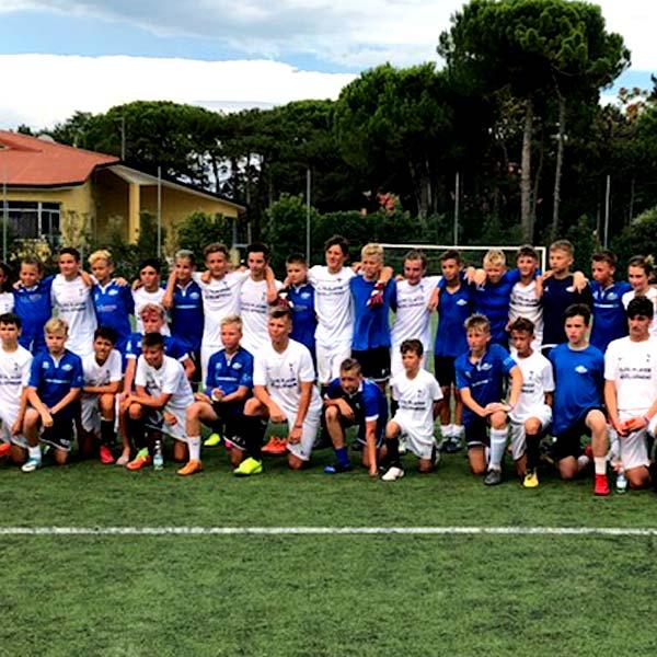 Football in Italy